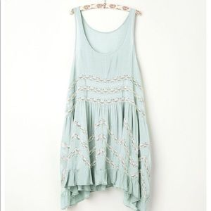 Free people mint voile